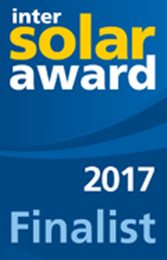 Intersolar Award Finalist